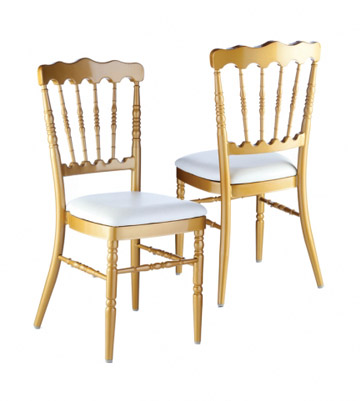Napoleon Banquet Chair