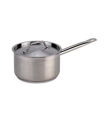 Sauce Pan One Handle W/ Cover