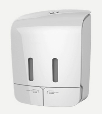 Soap Dispenser White